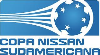Copa Nissan Sudamericana logo