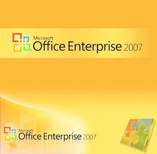 Microsoft Office 2007 With Service Pack 1 MULTiLANGUAGE MSDN