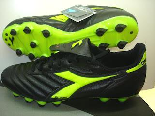 b38fafe83f3a DIADORA BRASIL AXELER MD PU FOOTBALL SOCCER BOOTS