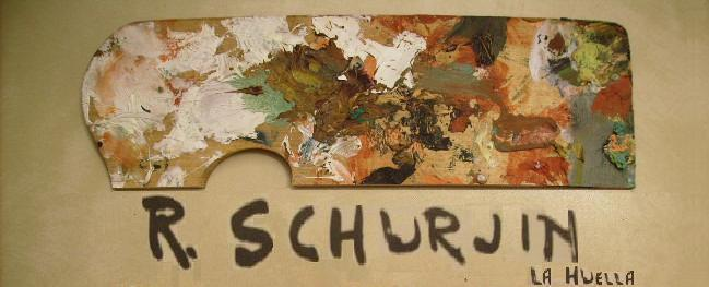 RAUL SCHURJIN (la huella)