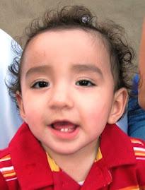 La foto mas nueva de mi primo Diego!!!
