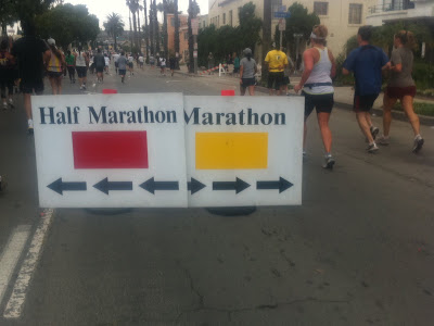 marathon split sign