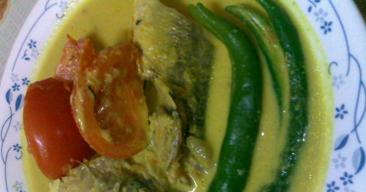 Resepi Gulai Ikan Senangin - Surat Rasmi G