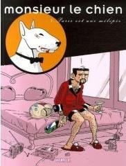 BD monsieur le chien humour fonctionnaire