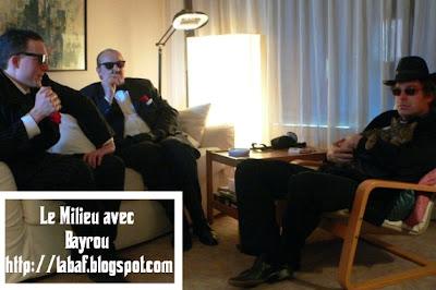 le milieu vote pour Bayrou