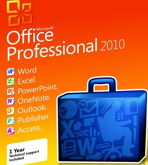 office 2010 home and business crack