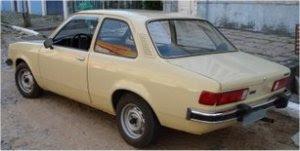 Chevette Sedan