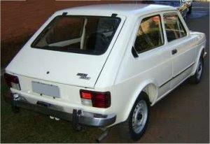 Fiat 147 Brio (Modelo de lançamento)
