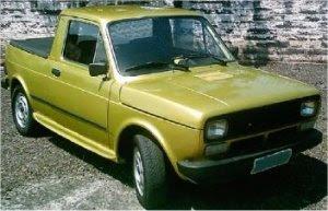 Pickup 147 (que em versões posteriores mudou o nome para fiorino)