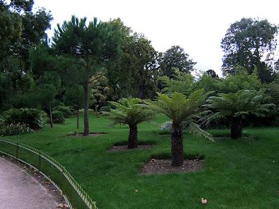 Svetlana Allikas Battersea Park