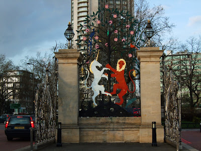 Svetlana Allikas Gate of the Hyde park