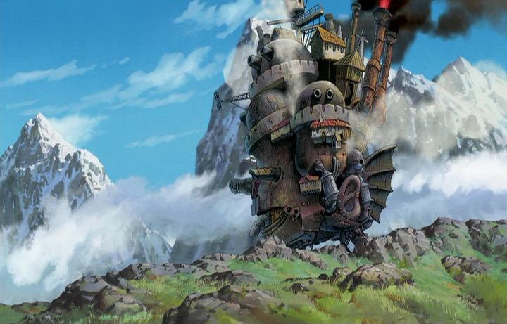 Howls Moving Castle Hd Wallpaper It S Duck Soup 12 01 2010 01 01 2011