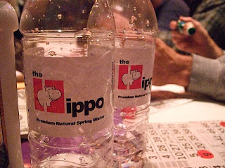 Hippo water!