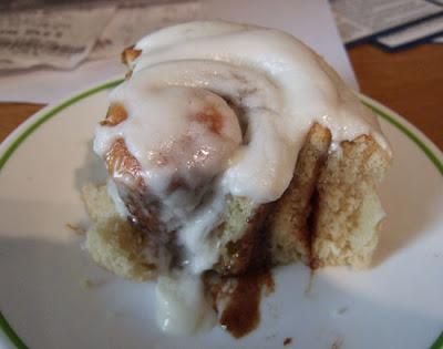 Mmmmmm.. Cinnamon Buns!