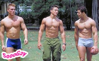 Gym Hunks