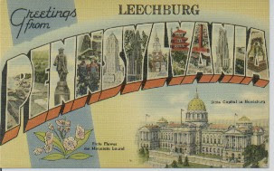 Greetings From Leechburg