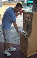 I love my smash-a-pennies!