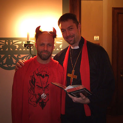 Father Bubala & Lucifer Mumi