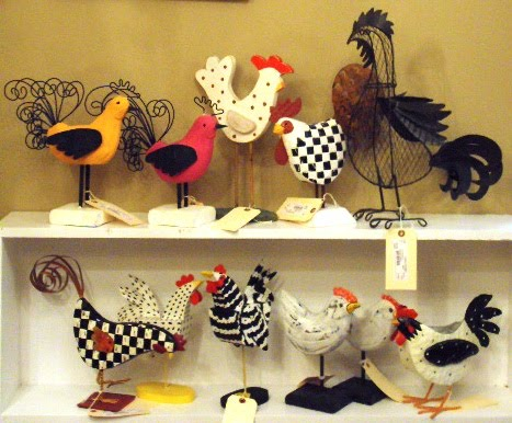 Divine Consign: April 2010 - Rooster Country Decor