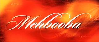 Mahebooba