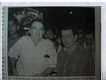 El preso, Uribe presidente
