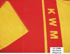 reklamni peskir KWM