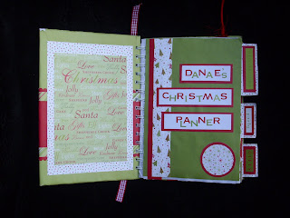 Danaes Holiday Planner