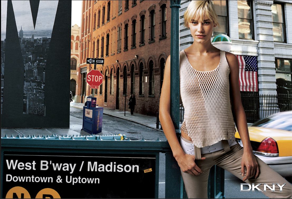 Looking Back: Ad Campaigns Review: DKNY | Ideas That Come Out