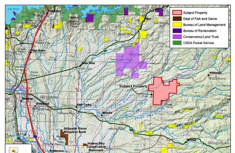 RARE EARTH NEWS ConnectingCalifornia.org: 5000 Acres Saved ... on shasta county california map, shasta county ordinances, shasta county roads, shasta county gold maps, shasta county plat maps, shasta county property maps, shasta county plot maps, shasta county gis, santa rosa parcel maps, shasta county building permits,