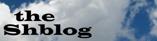 The Shblog