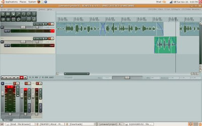 Reaper + Wine = easy audio editing on Ubuntu