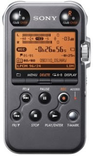 Sony introduces PCM-M10 handheld pro audio recorder