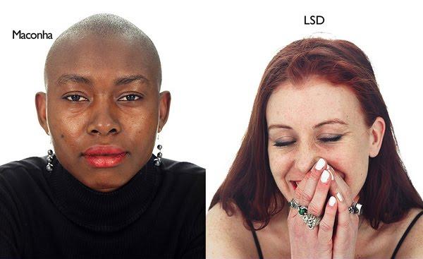 O efeito das drogas
