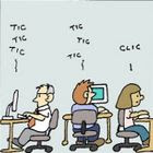 Internet no trabalho