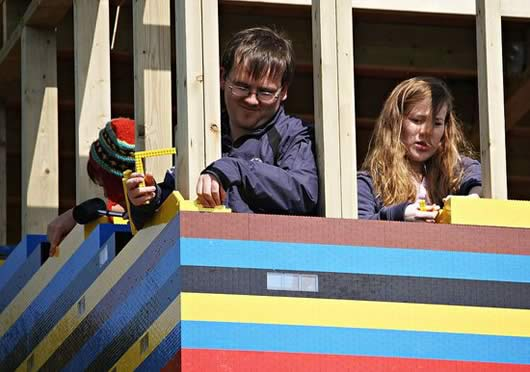 Casa de Lego
