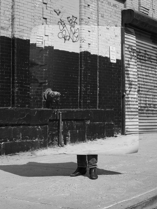 A invisibilidade fotografada, por Fred Lebain