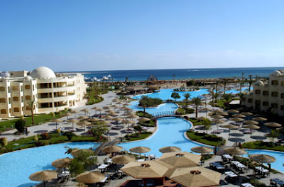 As piscinas de hotel mais incríveis do mundo