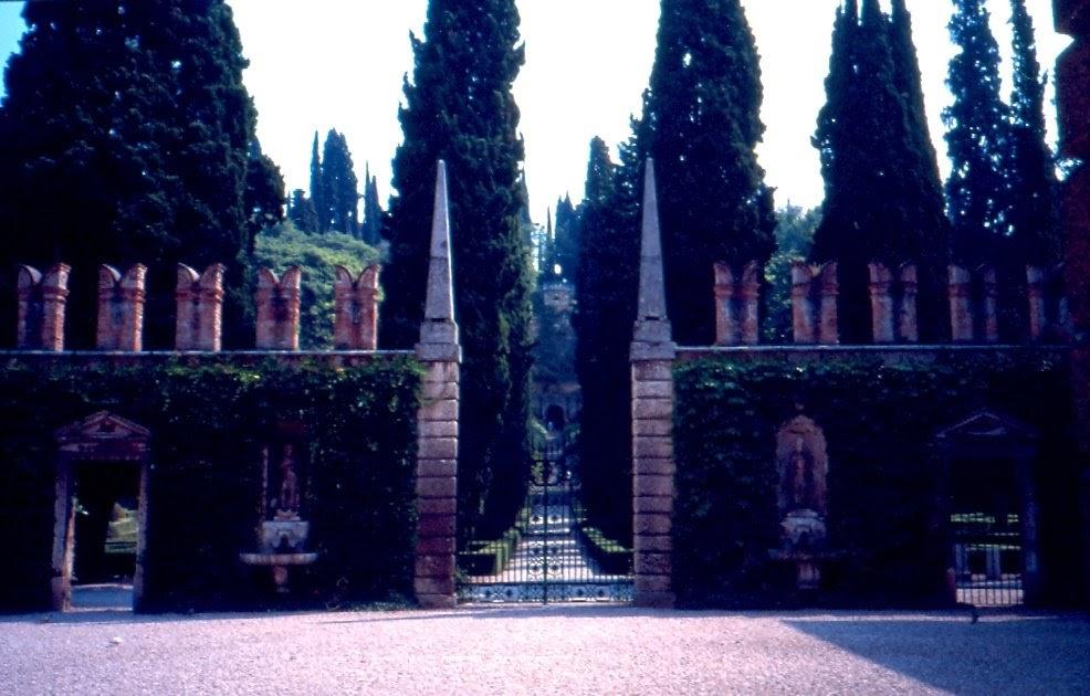 Guttae giardino giusti verona for B b giardino giusti verona