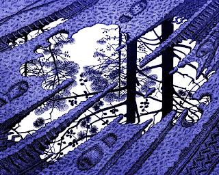 Puddle Escher