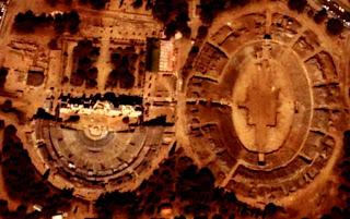 Teatro Romano Satelite