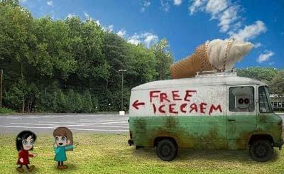 Free Icecream 1001 Juegos