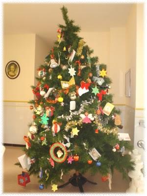 Mallinista el rbol de navidad qu significa for Cuando se pone el arbol de navidad