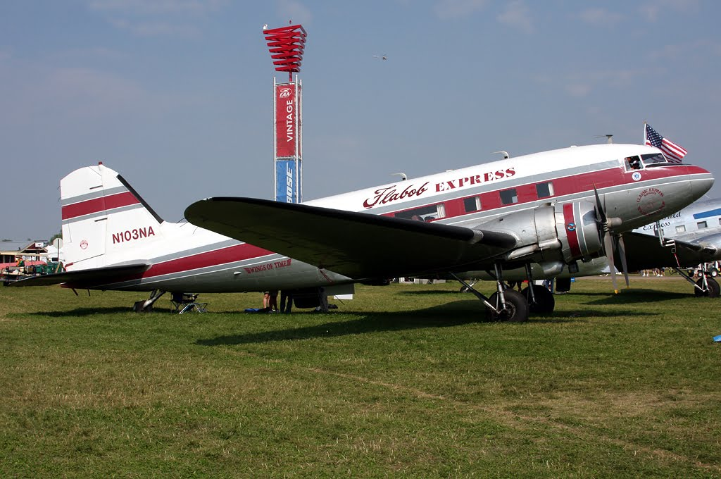 Aero Pacific Flightlines August 2010