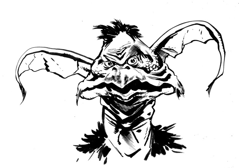 Eclectic Micks: Salacious Crumb by Stephen Thompson