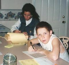 Tyler & Mom
