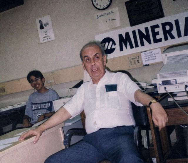 Lector del Correo de Minería