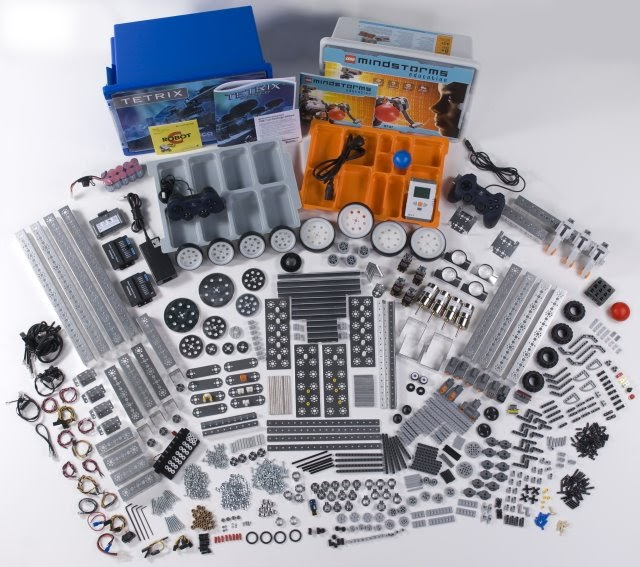 Parts, Parts - FTC Competition Kit | FIRST Tech Challenge