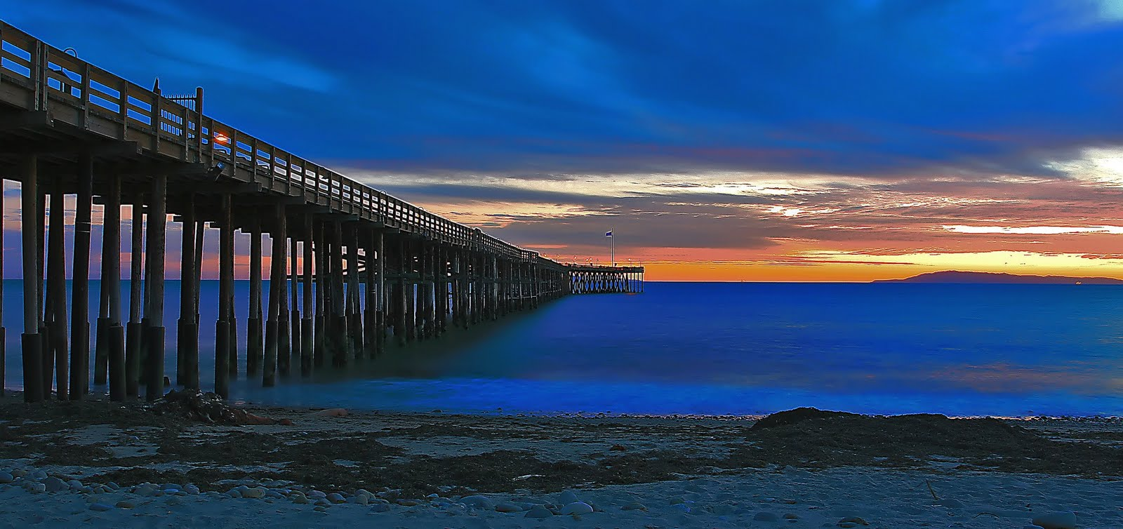 Ventura Beach CA | California Beaches and Surfing