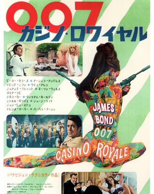 bd54f7ebc1af Casino royale 1967 poster artist razzia