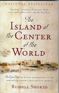 Russell Shorto: The Accidental Legacy of Henry Hudson
